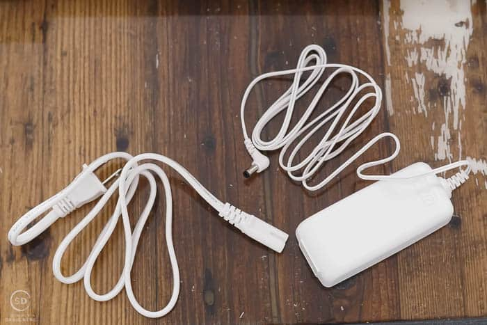 Silhouette CAMEO power cord