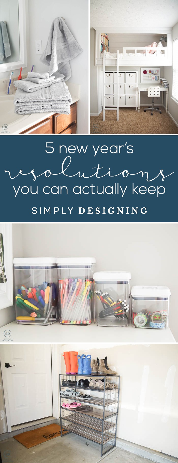 5 New Years Resolutions You Can Actually Keep this Year