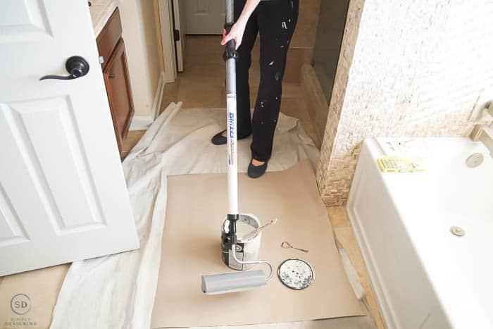 How to Paint with a HomeRight EZ-Twist PaintStick