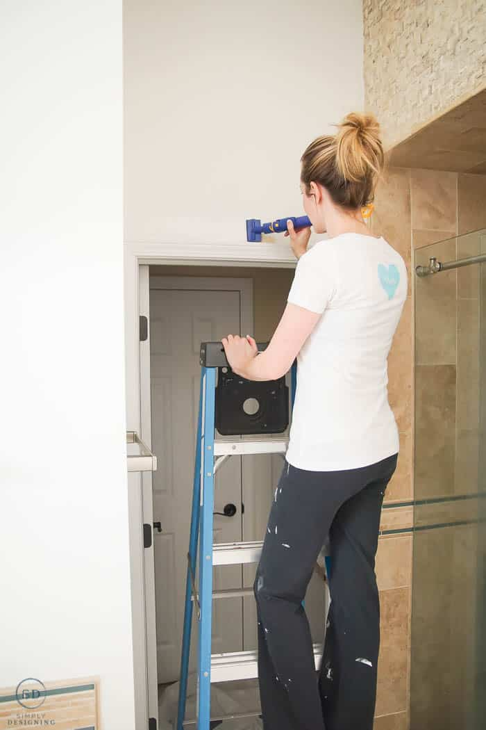 How to Paint and Trim with this super cool tool