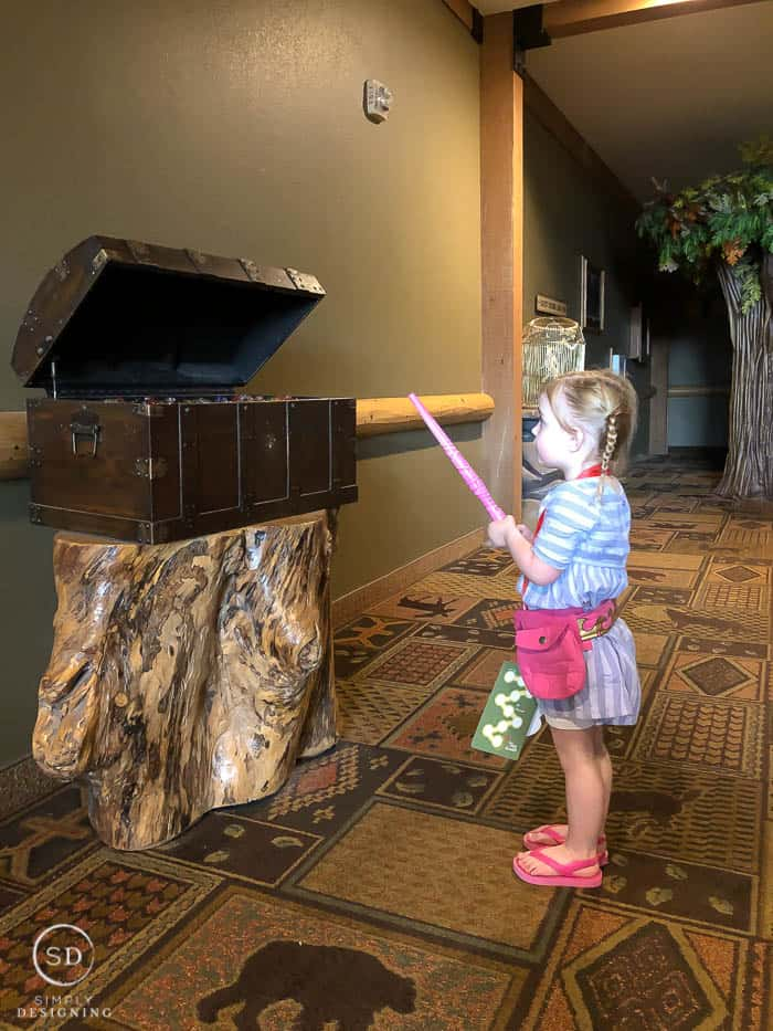 Play MagiQuest at Great Wolf Lodge