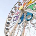 Ferris wheel at Hershey Park
