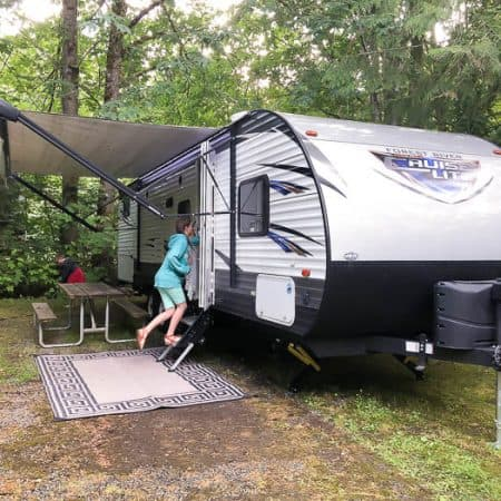 Full-Time RV Living With a Family