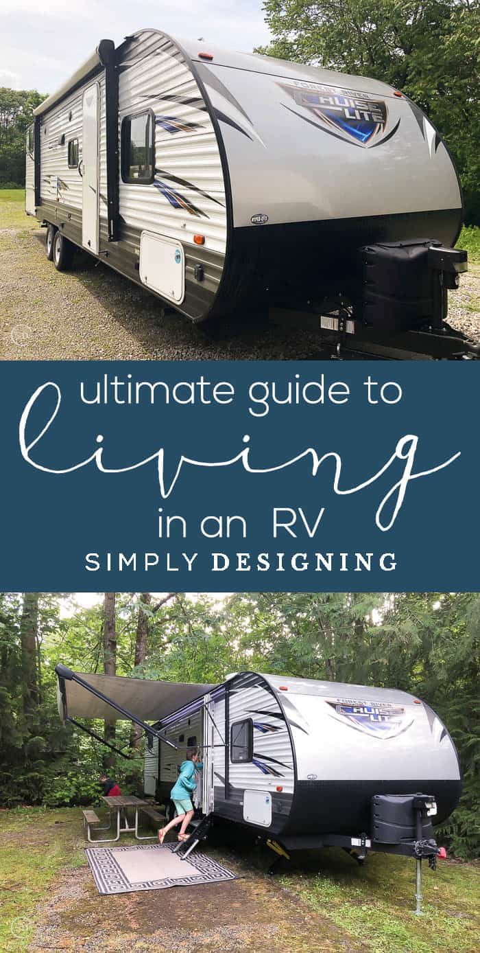 The Ultimate Guide to Full-Time RV Living With a Family