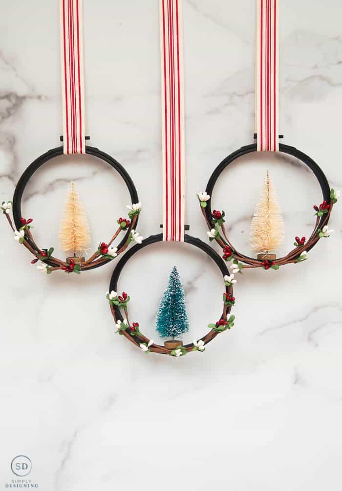 DIY Farmhouse Ornaments