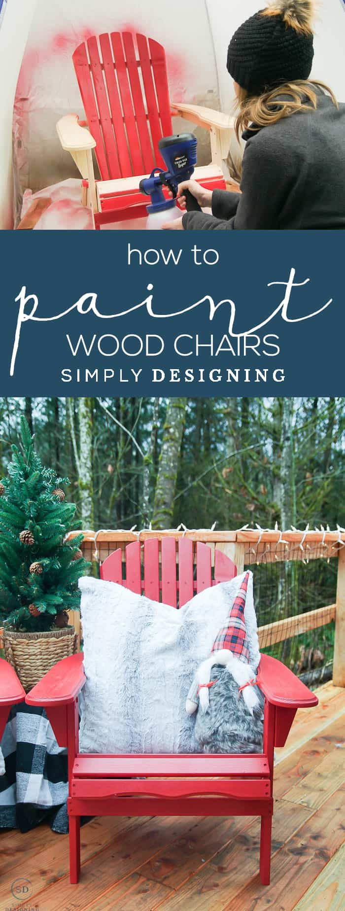 Tips and tricks for How to Paint Wood Chairs easily so that you can get a near-flawless result every single time