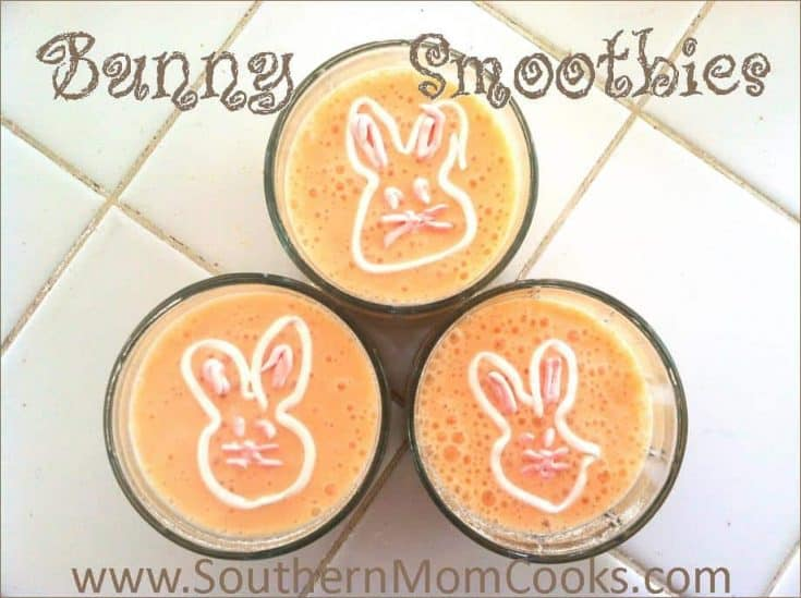Bunny Smoothie 25+ Pineapple Recipes for the Perfect Summer Treat 11 pineapple recipes