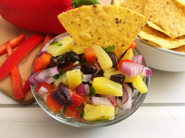 Pineapple Salsa 2 25+ Pineapple Recipes for the Perfect Summer Treat 16 pineapple recipes