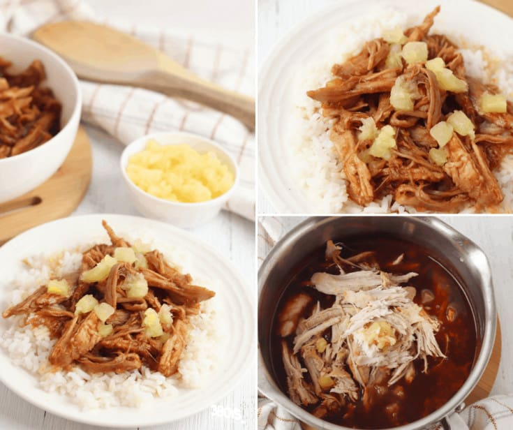 Slow Cooker Hawaiian Pork and Rice Recipe 25+ Pineapple Recipes for the Perfect Summer Treat 6 pineapple recipes