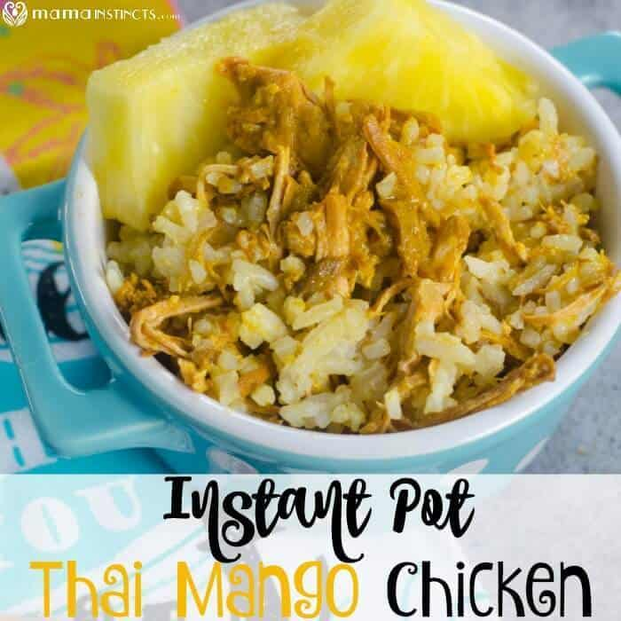instant pot thai mango chicken featured image.jpgfit7002c700ssl1 25+ Pineapple Recipes for the Perfect Summer Treat 13 pineapple recipes